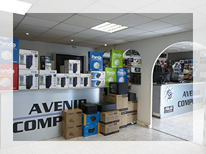 Magasin informatique antibes