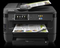 Imprimante couleur multifonction A3+ Epson WORKFORCE PRO WF-7620DTWF
